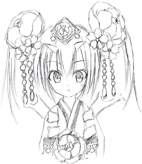 【チェンクロ】今週のツル姫さま【チェインクロニクル】
